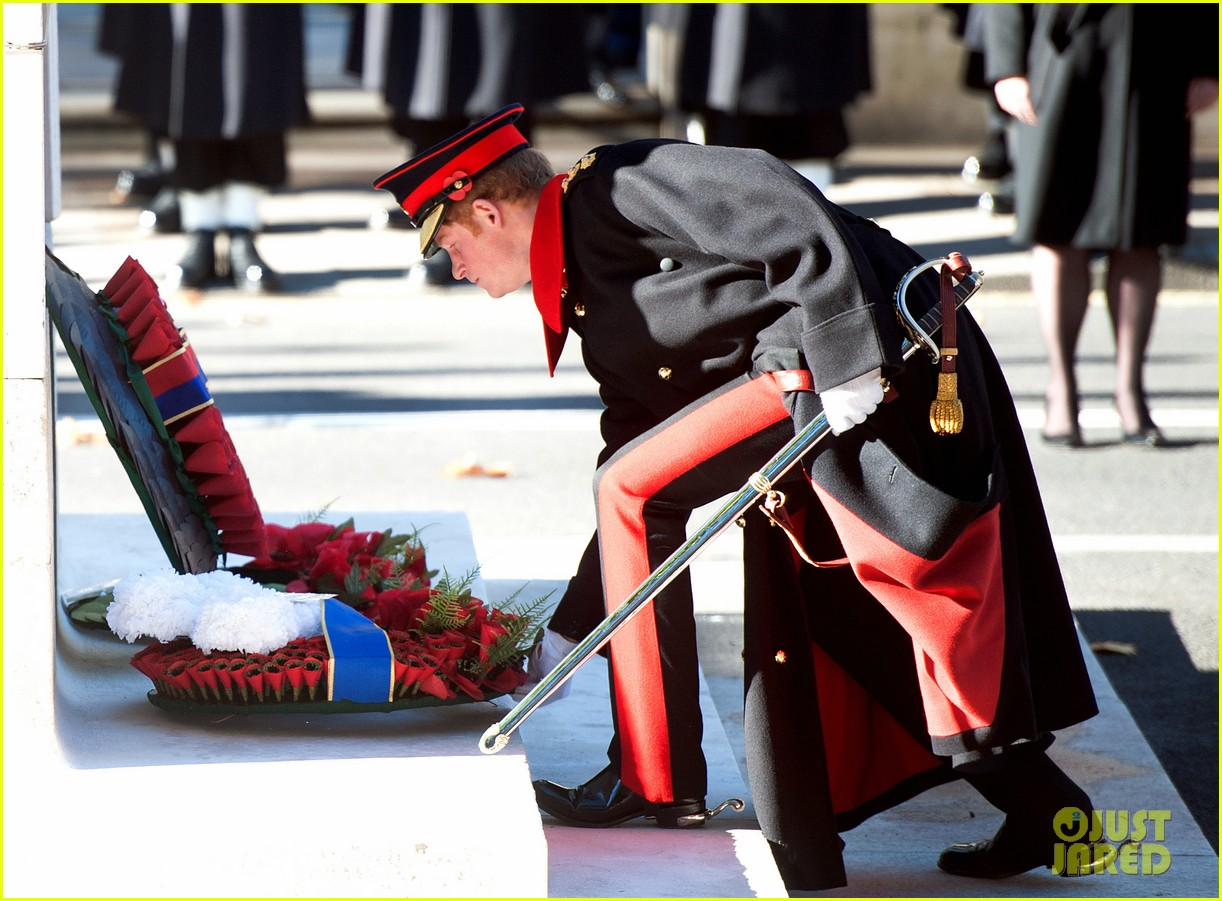 kate middleton prince william remembrance sunday sevice 15
