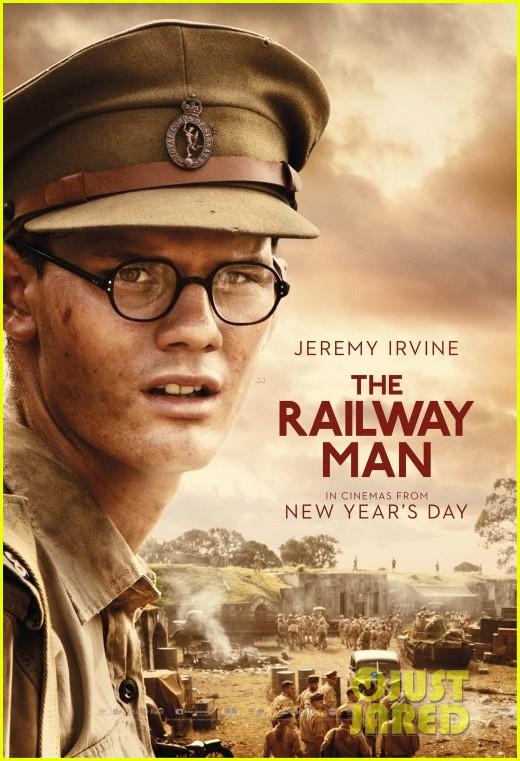 nicole kidman railway man posters trailer 05