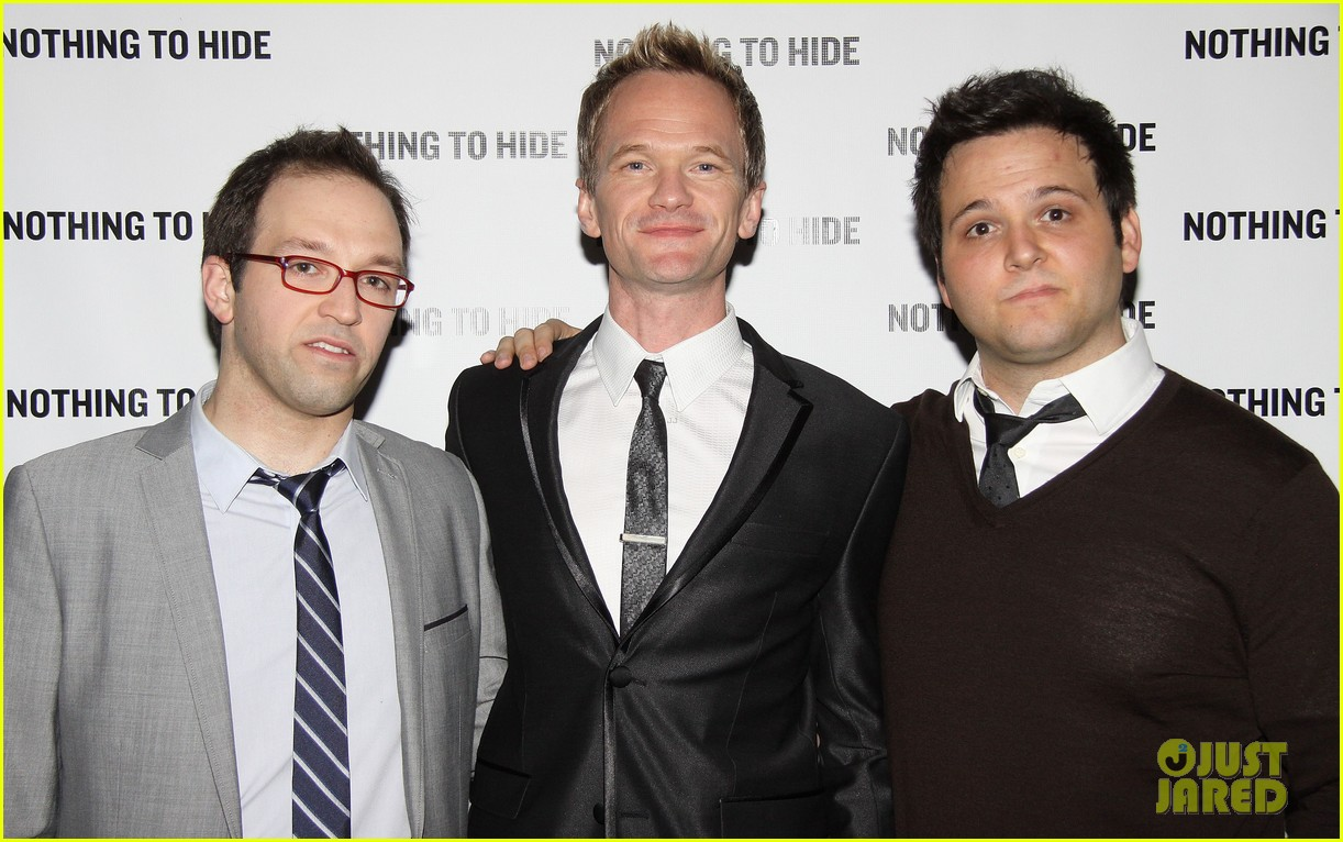 neil patrick harris nothing to hide 022987540