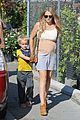 teresa palmer glowing lunch with nephew 03