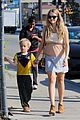 teresa palmer glowing lunch with nephew 05