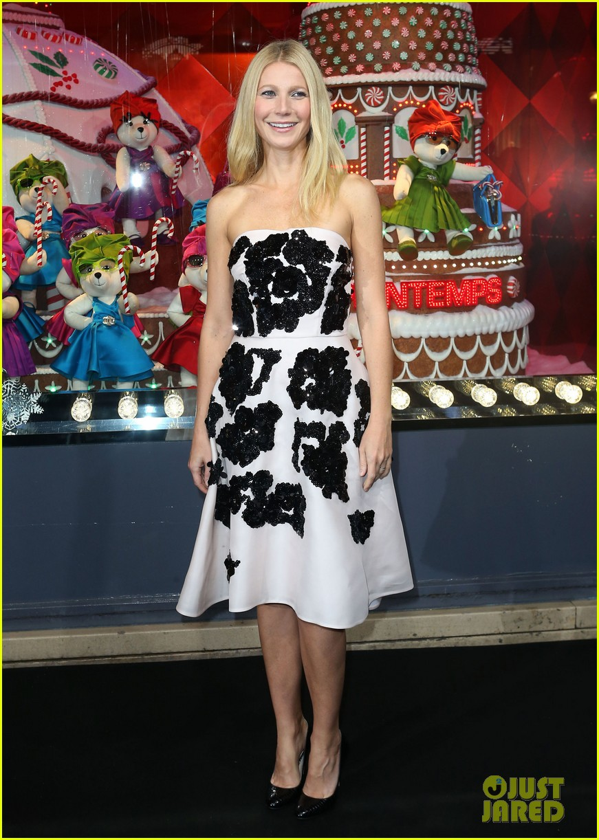 gwyneth paltrow printemps christmas decorations inauguration 03