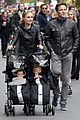 anna paquin stephen moyer check out nyc marathon 01