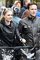 anna paquin stephen moyer check out nyc marathon 02