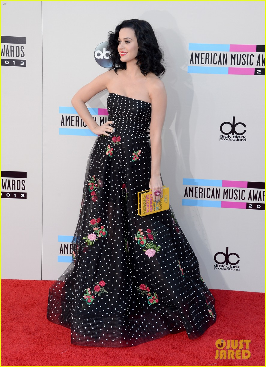 katy perry amas 2013 red carpet 242999220