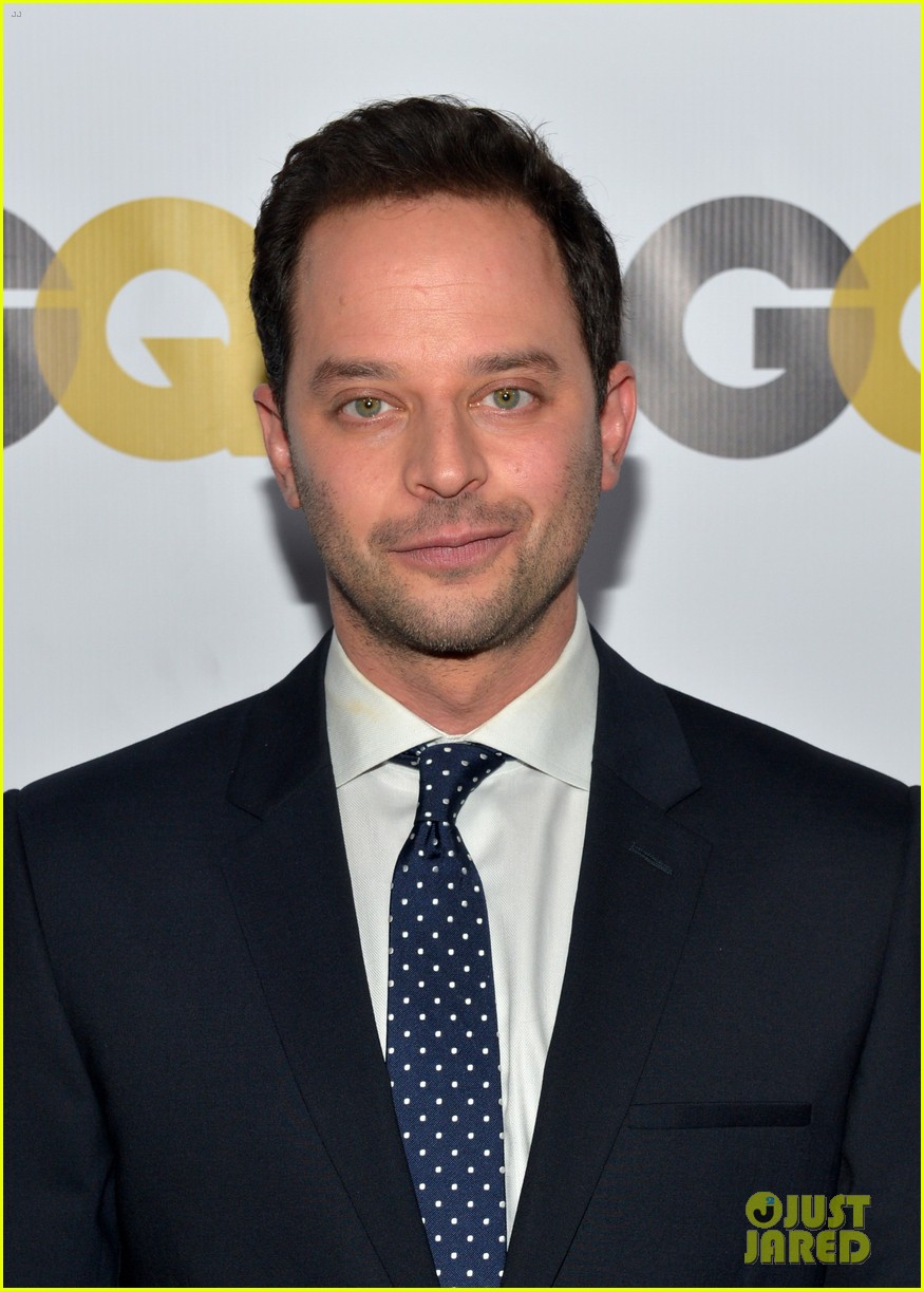 amy poehler nick kroll gq men of the year party 10
