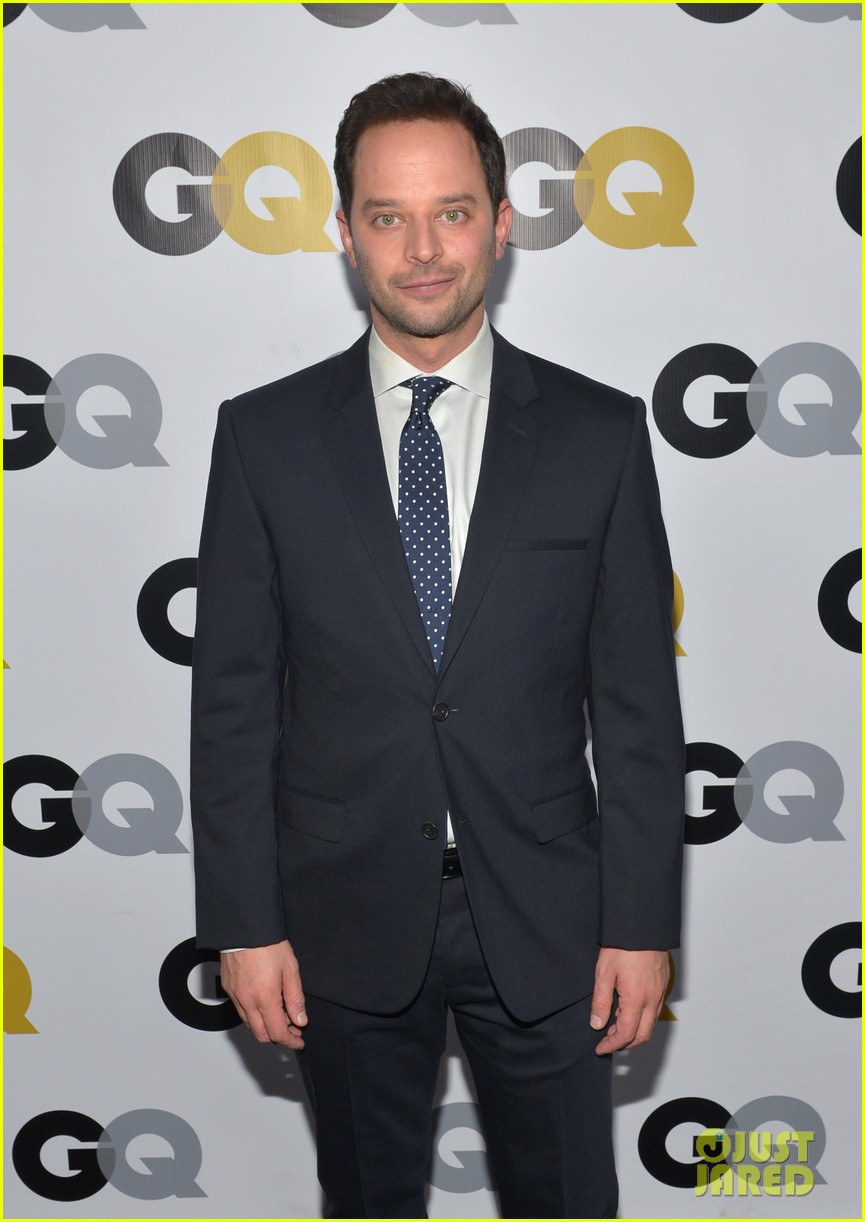 amy poehler nick kroll gq men of the year party 142991502