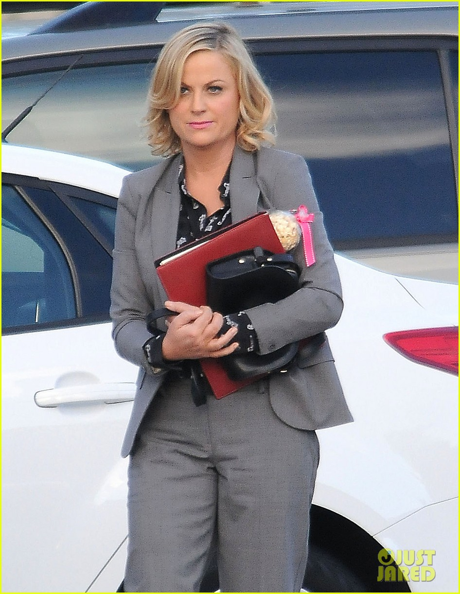 amy poehler adam scott film parks recreation together 082988437