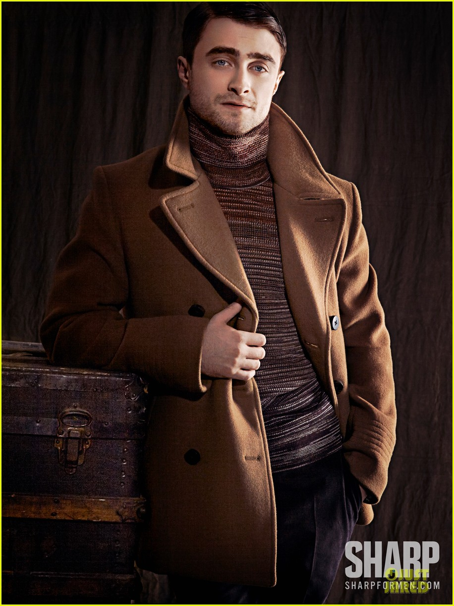 daniel radcliffe covers sharp magazine november 2013 02