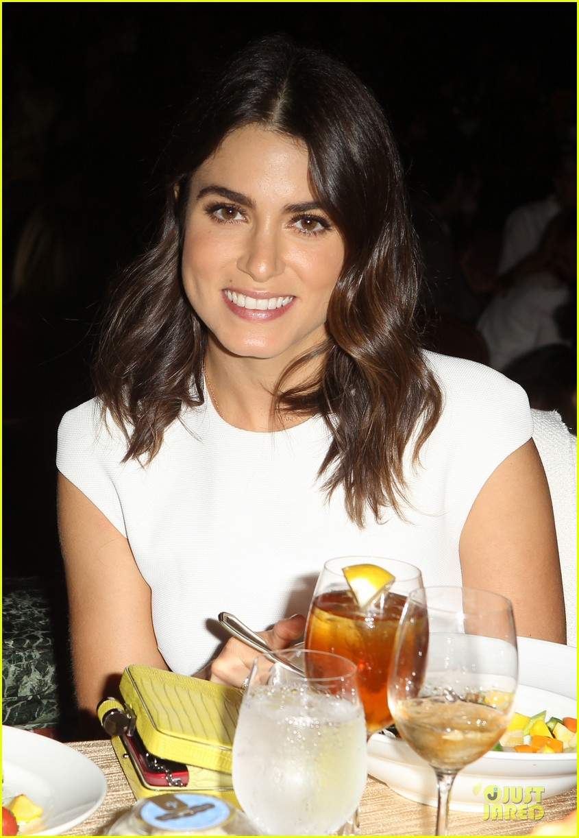 nikki reed lupus la hollywood bag ladies luncheon 04