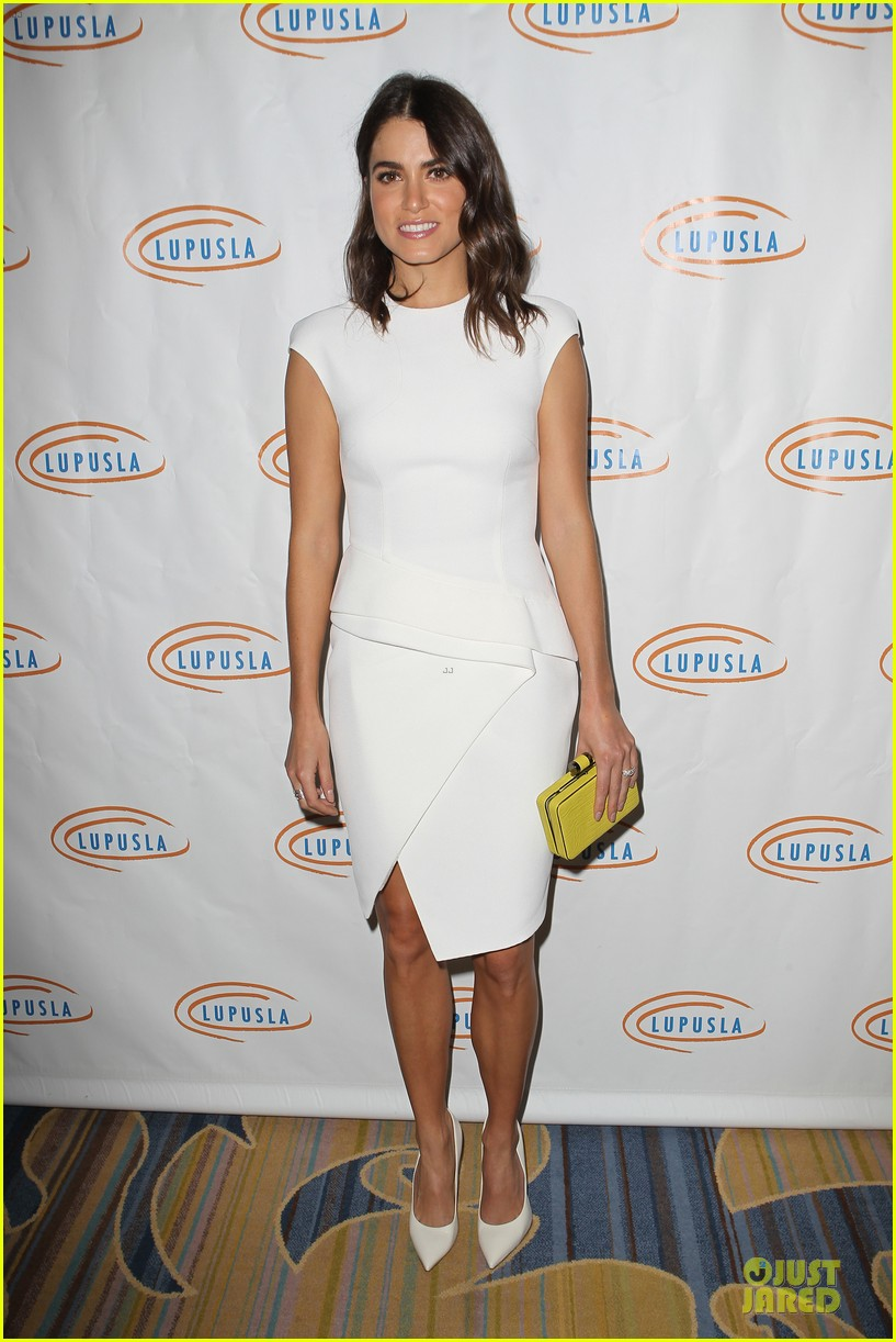 nikki reed lupus la hollywood bag ladies luncheon 08