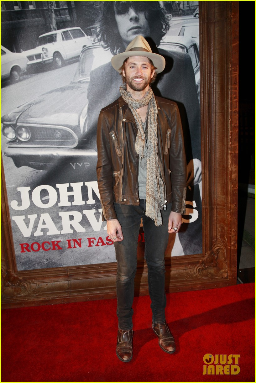 nikki reed paul mcdonald john varvatos book launch party 112988324