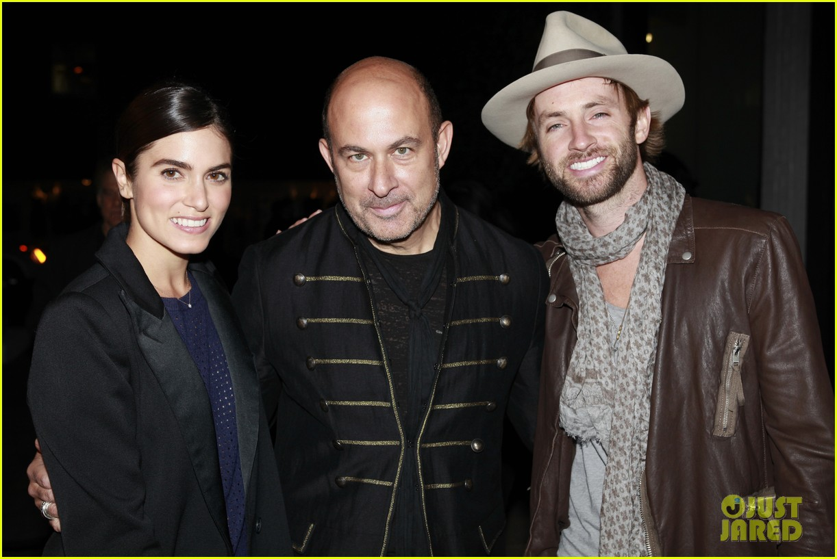nikki reed paul mcdonald john varvatos book launch party 17