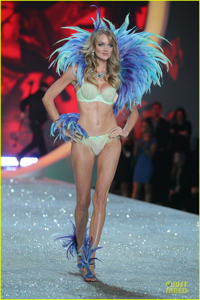 hilary rhoda lindsay ellingson victorias secret fashion show 2013 09