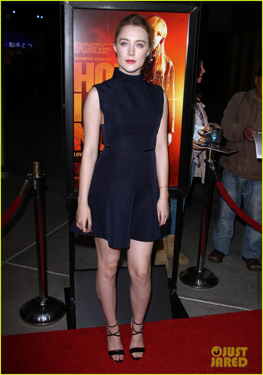 saoirse ronan how i live now premiere 10