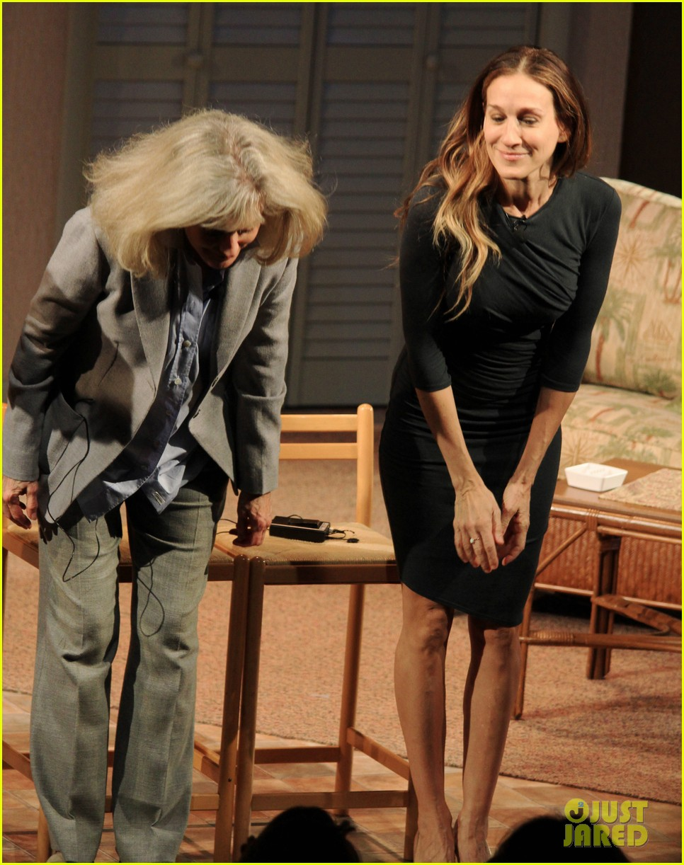 sarah jessica parker commons of pensacola curtain call 11