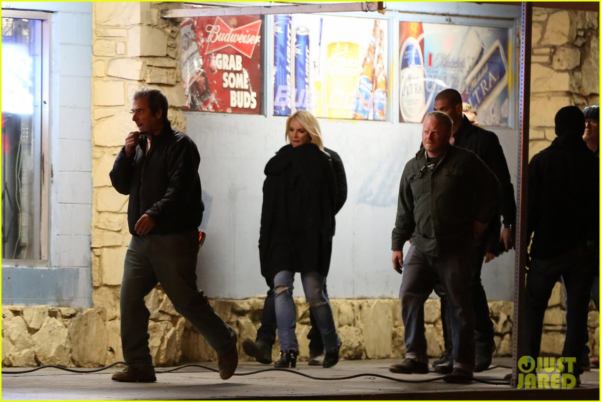 britney spears wears virginia tech sweatshirt shoots fun for music video 12