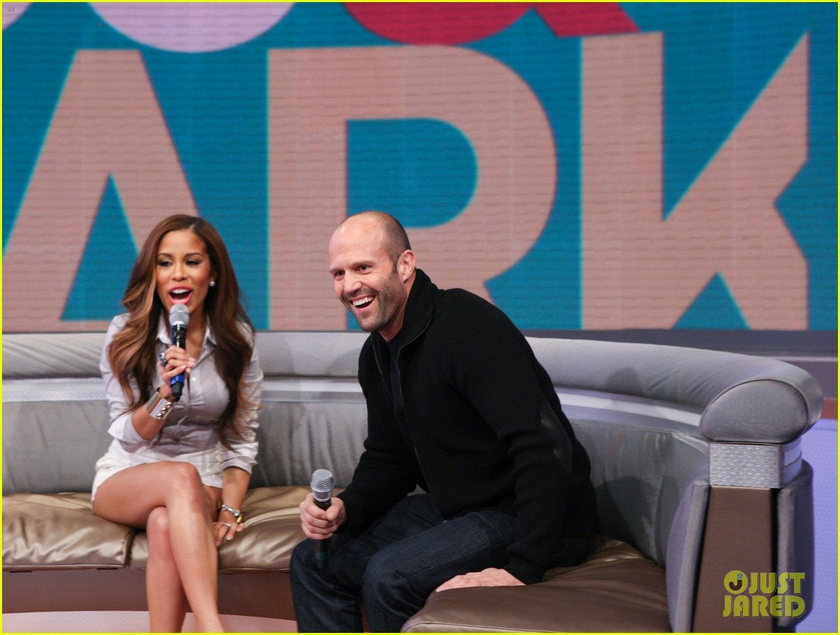 jason statham promotes homefront on 106 park 03