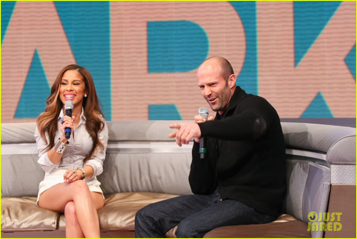 jason statham promotes homefront on 106 park 082986472