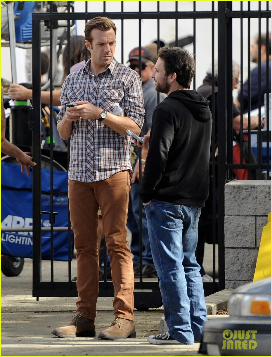 jason sudeikis jason bateman work on horrible bosses 2 13
