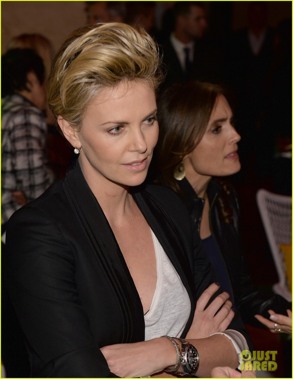 charlize theron mark wahlberg reunite at premiere after party 11