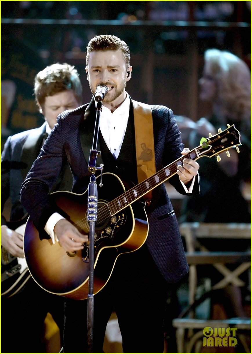 justin timberlake drink you away at amas 2013 video 012999474