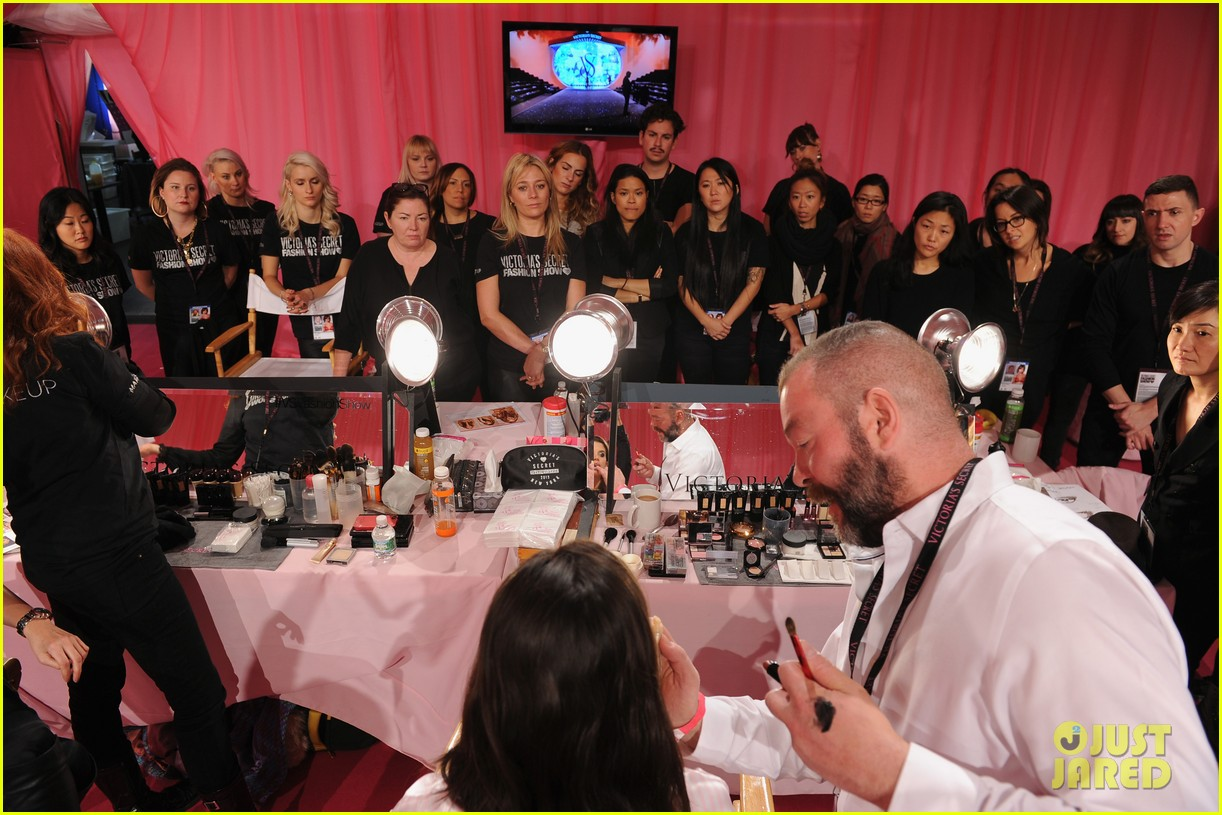 victorias secret angels prep for fashion show 2013 pics 062991829