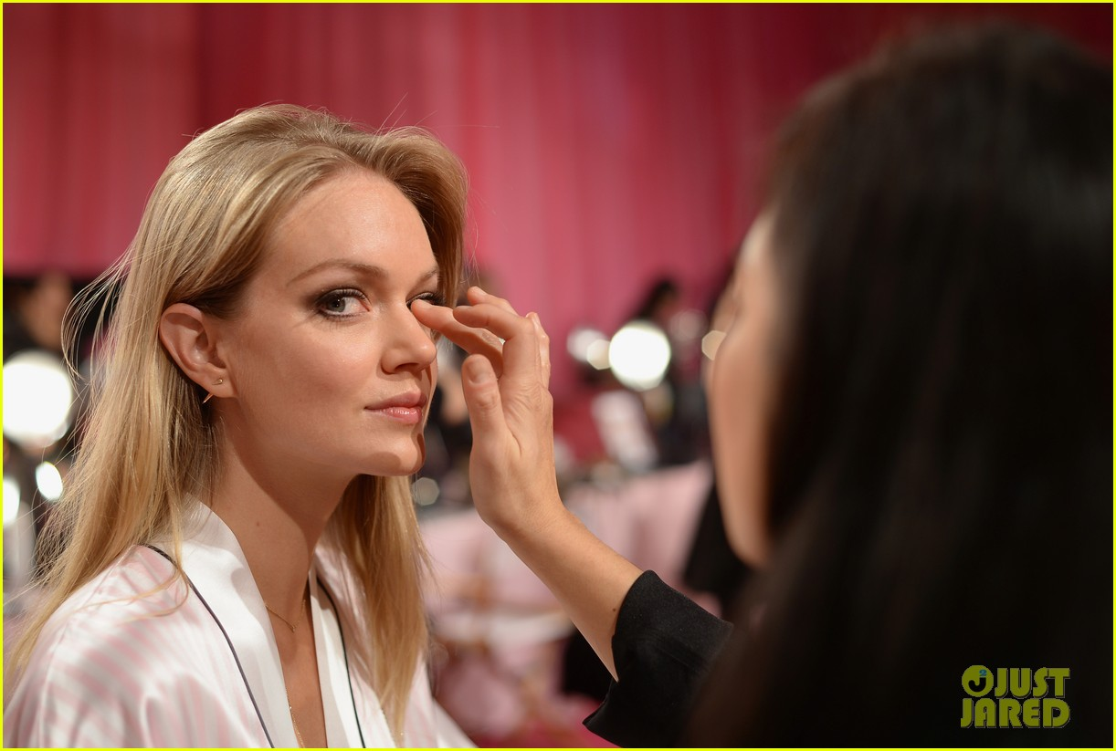 victorias secret angels prep for fashion show 2013 pics 222991845