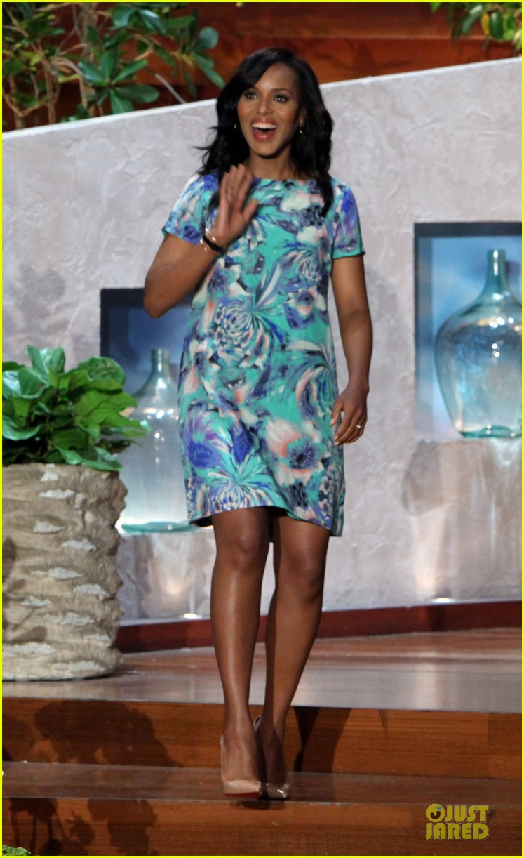 kerry washington talks magazine covers on ellen 01