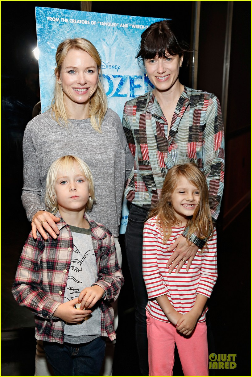 naomi watts frozen nyc screening with sasha 02
