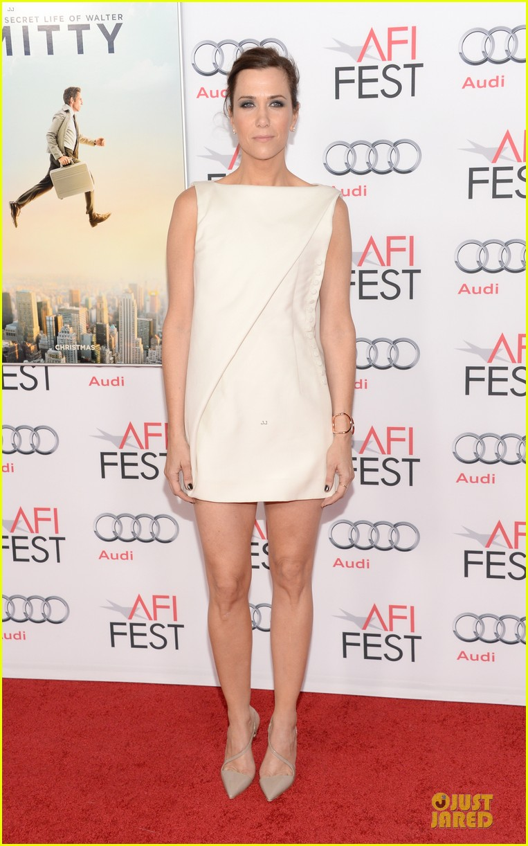 kristen wiig ben stiller walty mitty afi fest screening 12