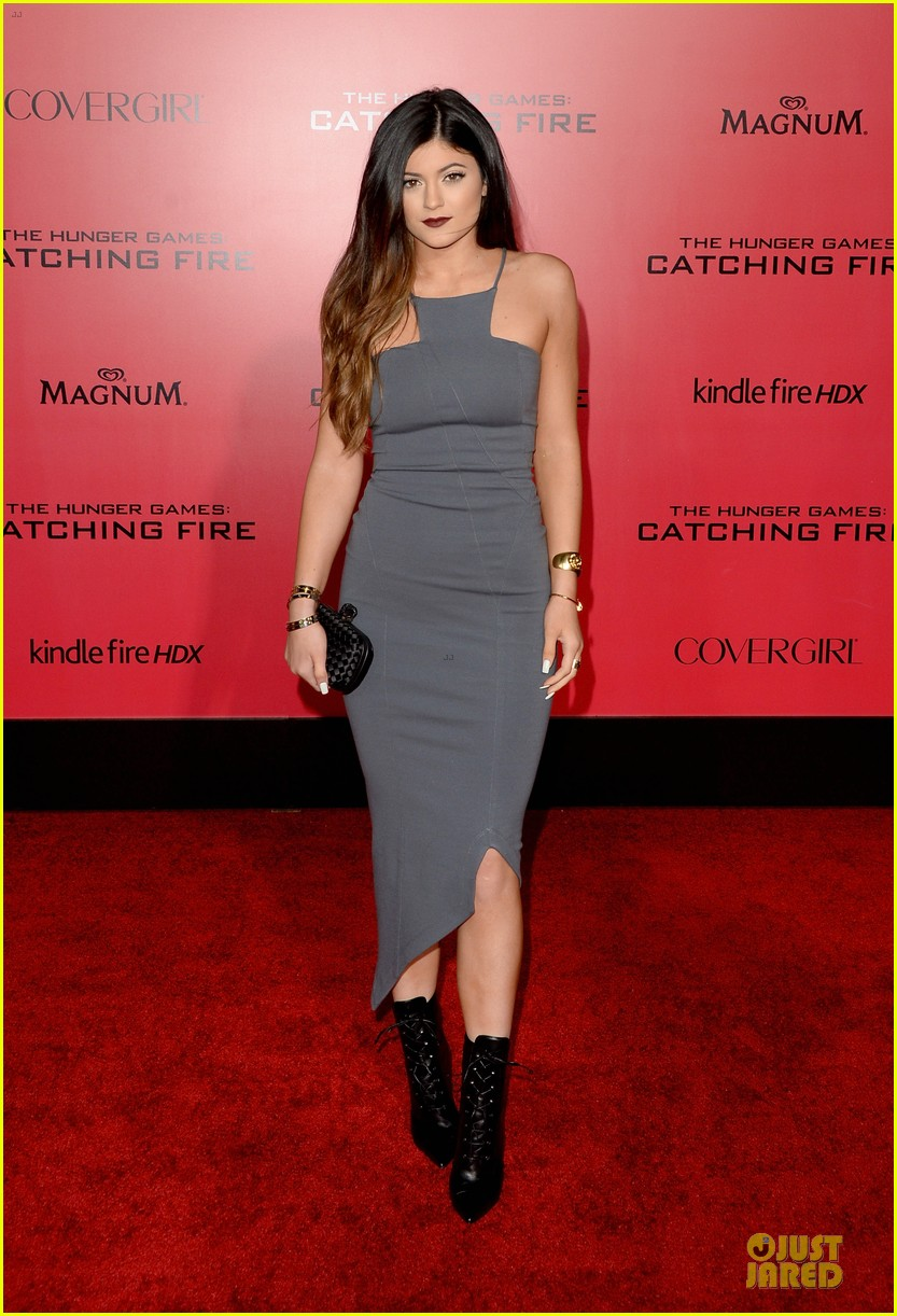 willow jaden smith catching fire la premiere 09