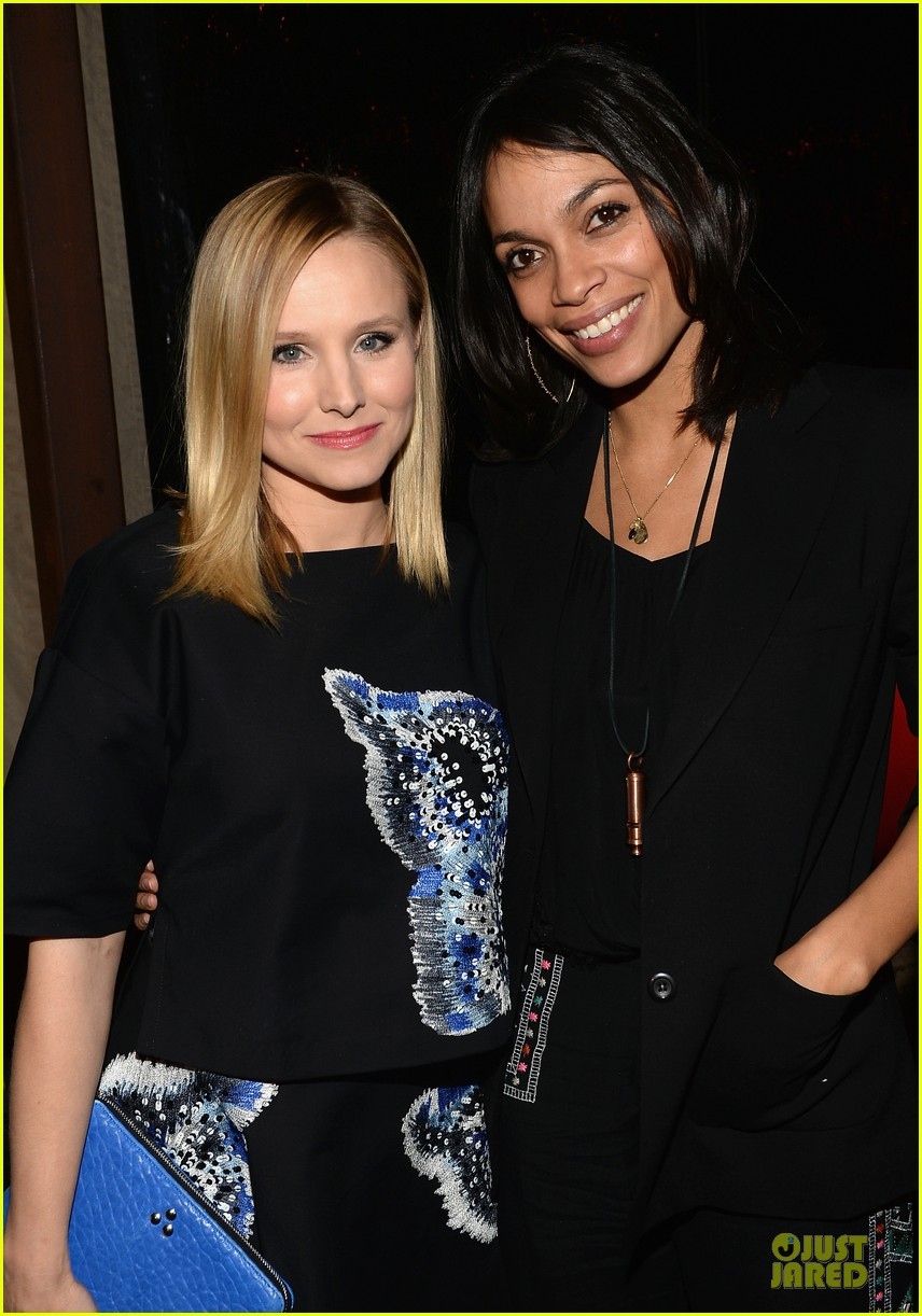 kristen bell rosario dawson hobbit mobile game event 02