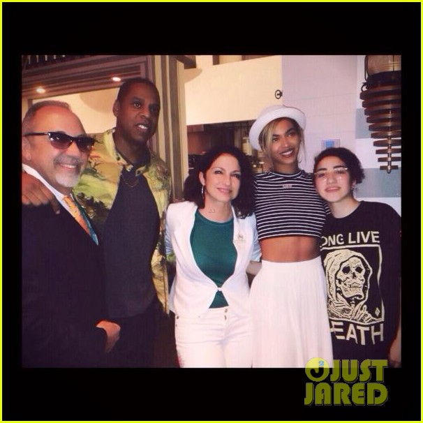 beyonce jay z complete vegan challenge order seafood in miami 01