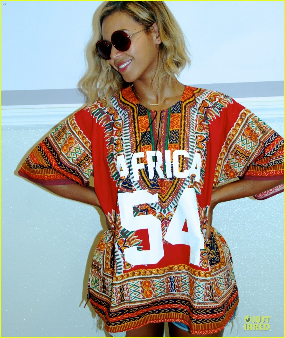 Full Sized Photo of beyonce shares cute pic of herself ...