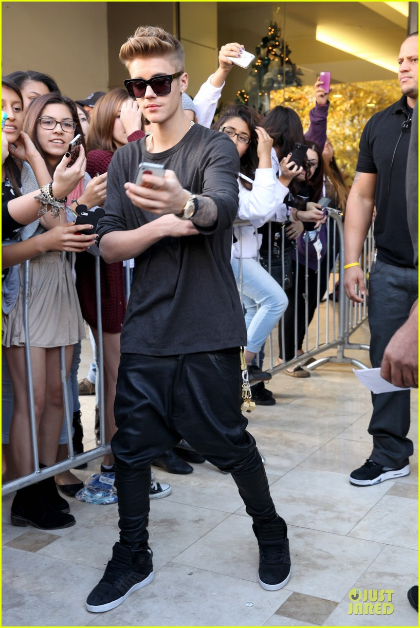 justin bieber power 106 radio promo before believe premiere 15