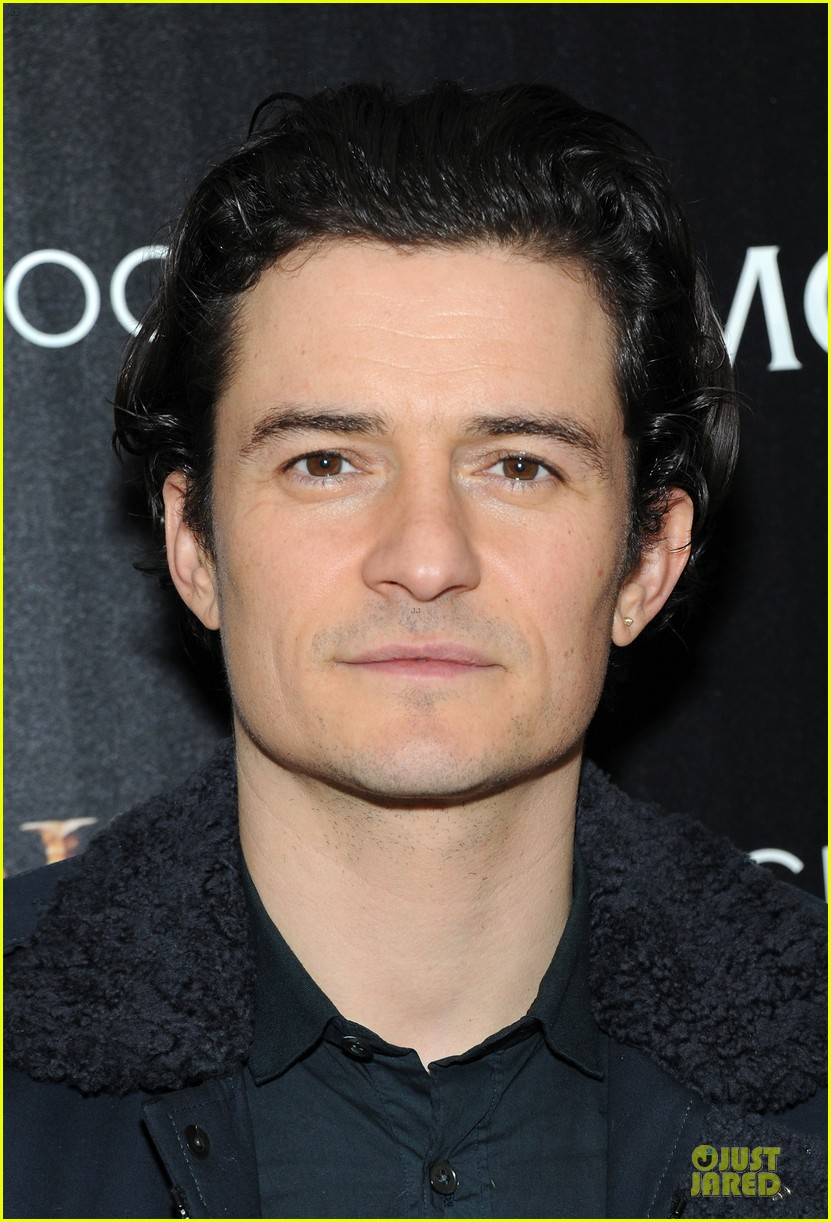 orlando bloom evangeline lilly hobbit nyc screening 153010240