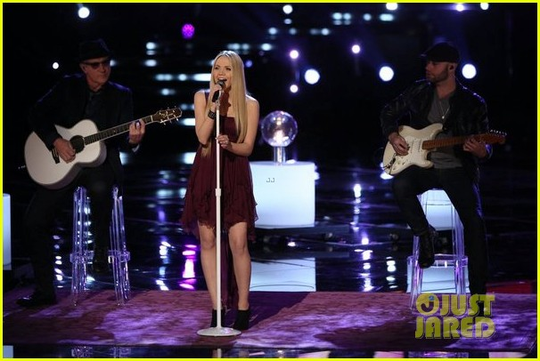 danielle bradbery never like this performance on the voice 05