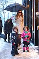 mariah carey snowy aspen shopping with the twins 09