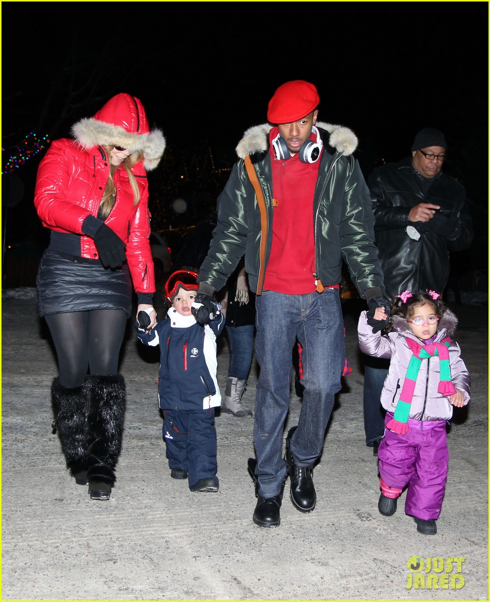 mariah carey im not having more kids unless nick cannon can get pregnant 08