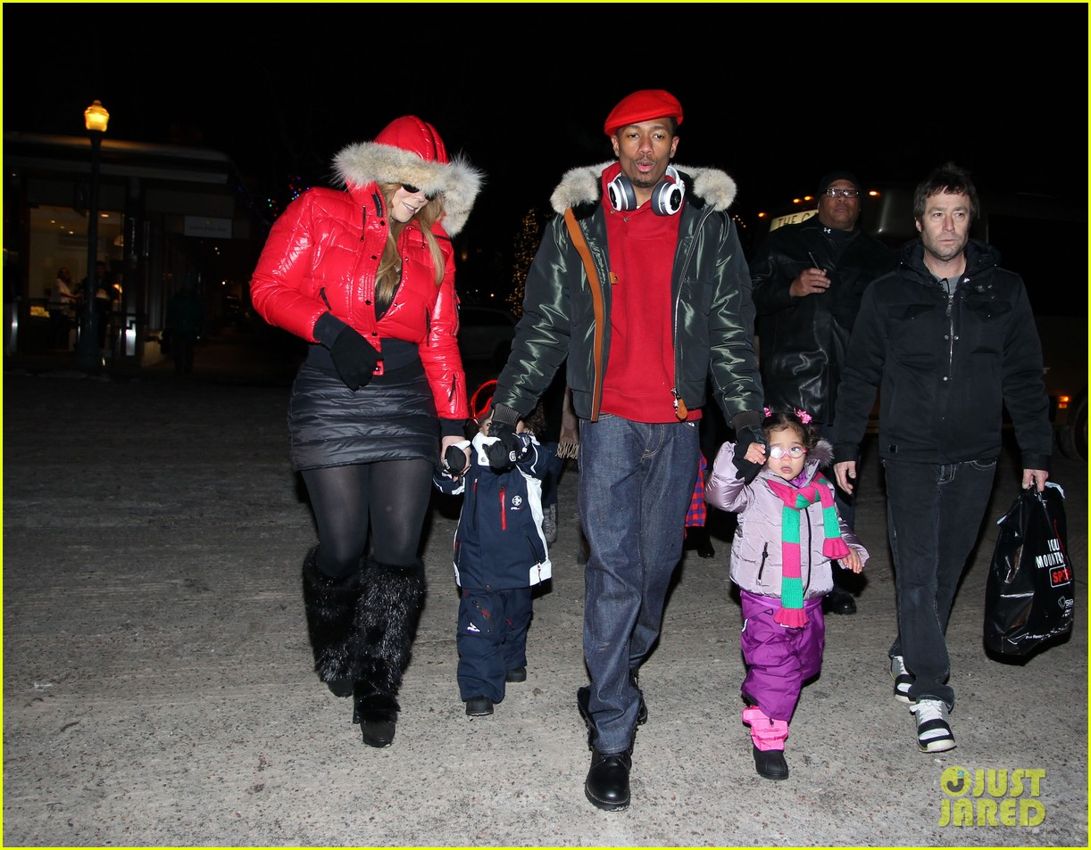 mariah carey im not having more kids unless nick cannon can get pregnant 12
