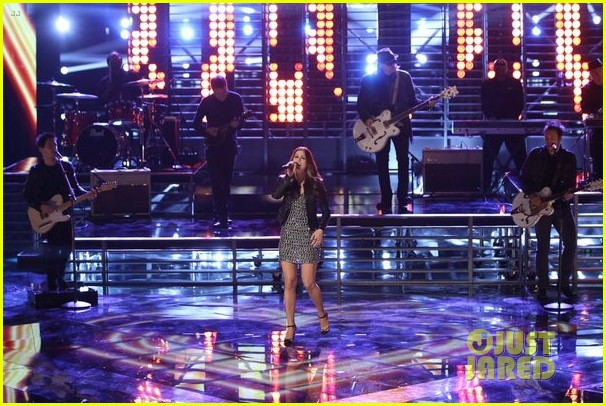 cassadee pope i wish i could break your heart performance on the voice 093009544