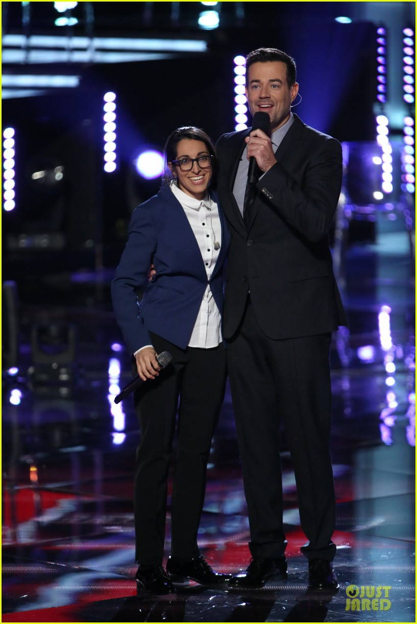 michelle chamuel go down singing debut on the voice 04