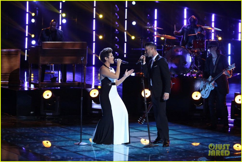 tessanne chin the voice finale performances video 18