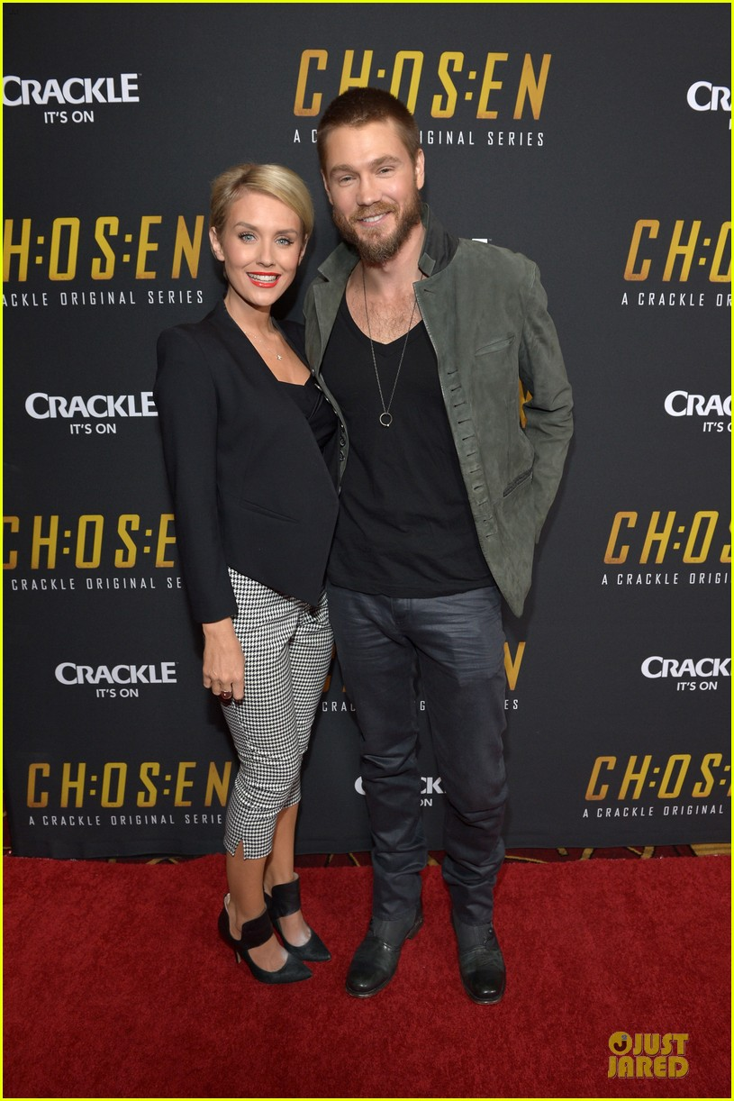 chad michael murray nicky whelan chosen season 2 premiere 203004707