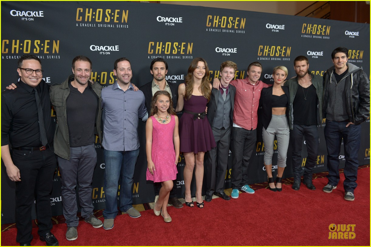 chad michael murray nicky whelan chosen season 2 premiere 24