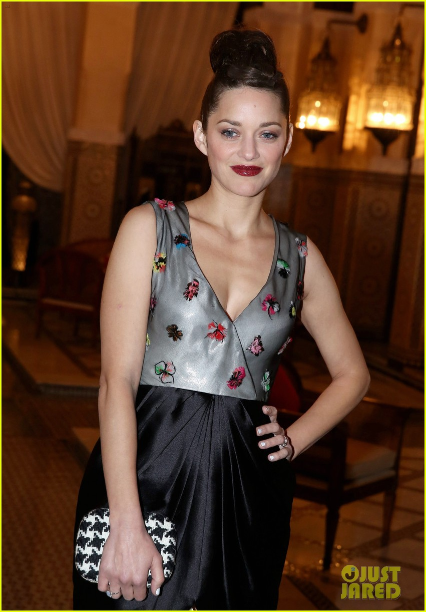 marion cotillard dior dinner at marrakech film festival 2013 083003451