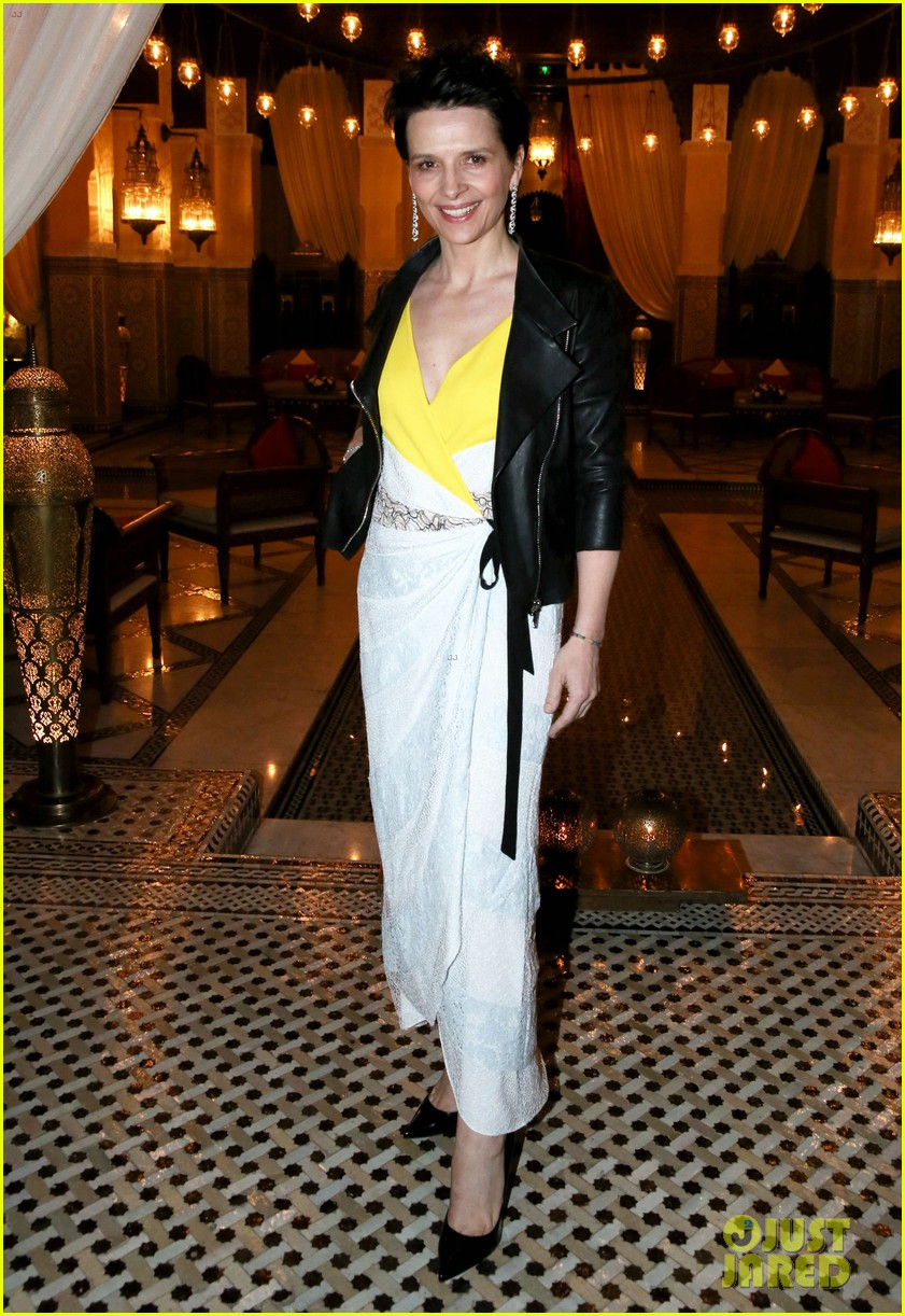 marion cotillard dior dinner at marrakech film festival 2013 13