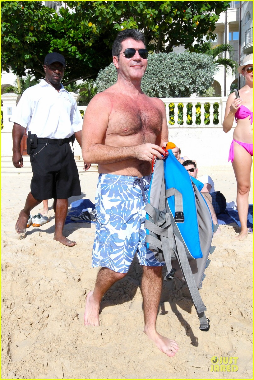 simon cowell where can i get mince pie in barbados 01