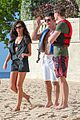 simon cowell shirtless holiday vacation with terri seymour 37
